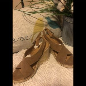 Apt 9 wedge heels